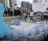 """Libanski """"Feničanski brod"""" napravljen od 50.000 plastičnih boca"""