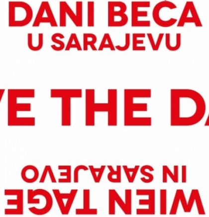 Days of Vienna in Sarajevo from 2 to 4 July