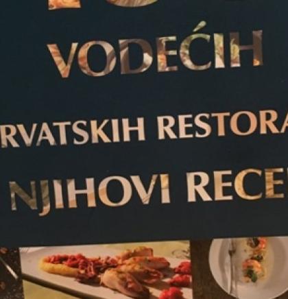 """Edicija """" 100 vodećih hrvatskih restorana i njihovi recepti"""" po 23. put"""