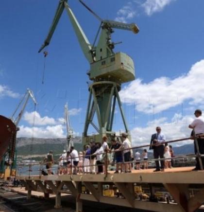 U Splitu porinut brod za krstarenja polarnim područjima