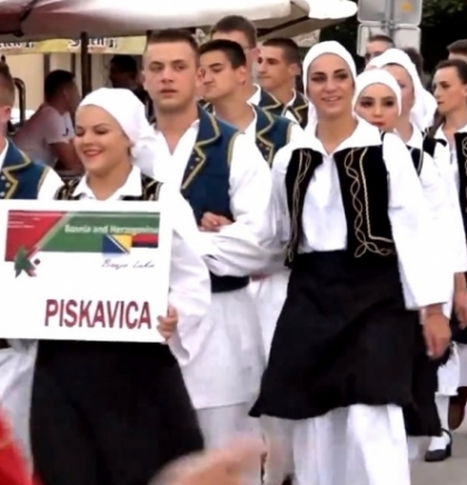 Više od 400 učesnika na međunarodnom festivalu tradicije i običaja