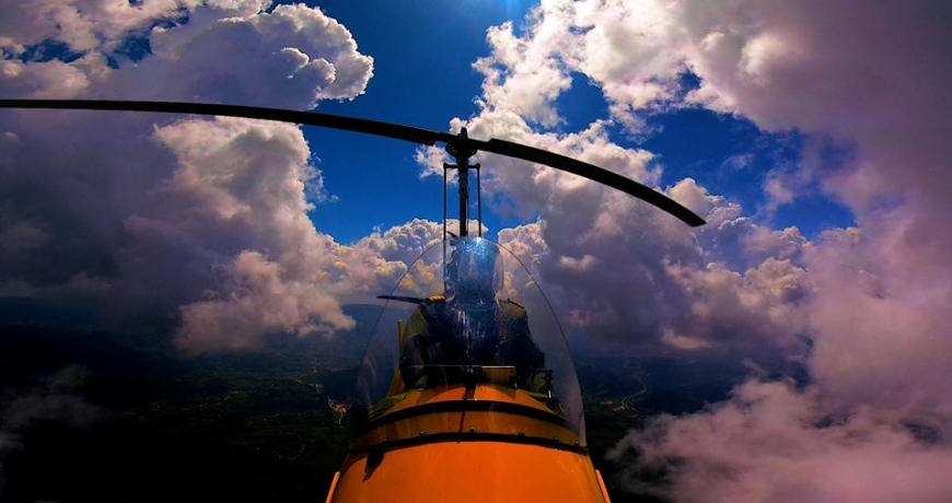 Try something different: Gyrocopter- the safest aircraft in the