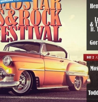 Mostar Blues & Rock Festival ove godine na Kantarevcu
