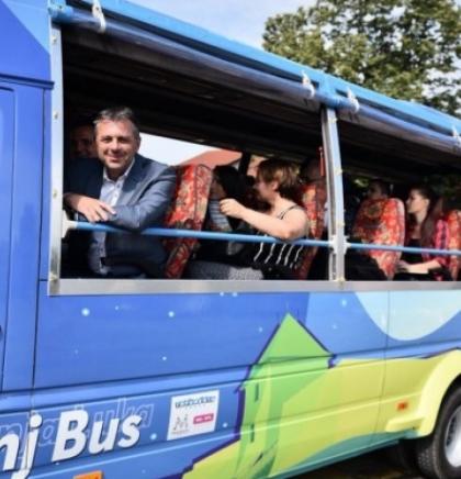 Do najpopularnijeg banjalučkog izletišta panoramskim minibusom
