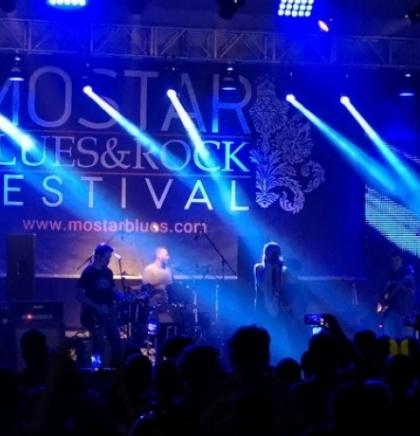 Otvoren 16. Mostar Blues & Rock Festival