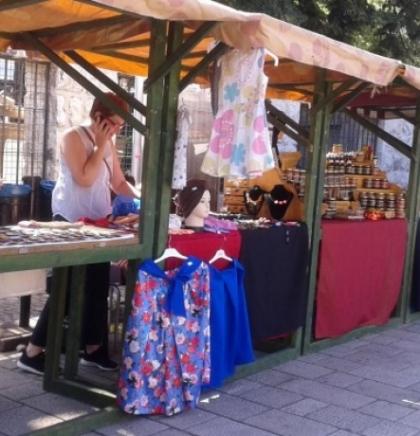 Na Baščaršiji otvoreno ljetnje izdanje Lucky Marketa 'Handmadeisluxury'