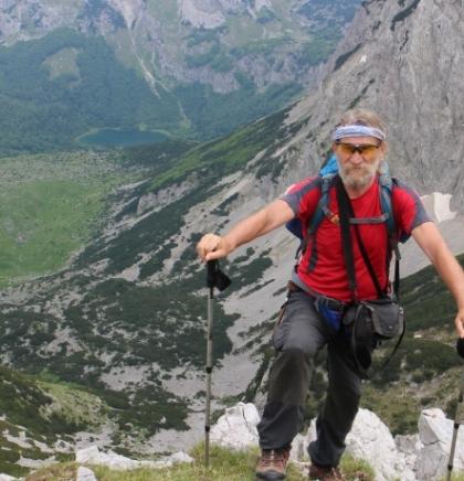 Zaim Bešović, bosanski Robinzon