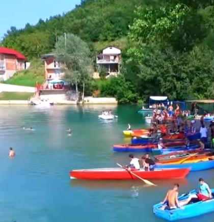 U subotu veslački maraton na Jablaničkom jezeru