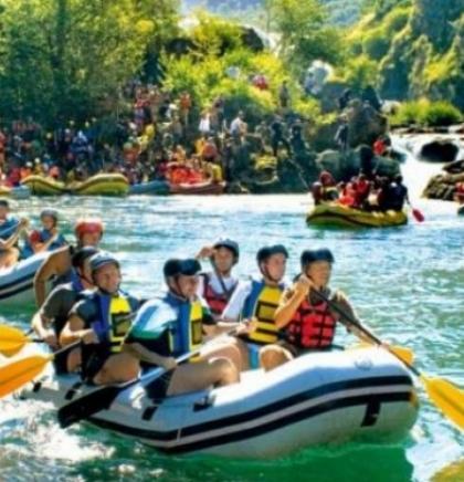Završne pripreme za 46. internacionalnu turističku Una regatu
