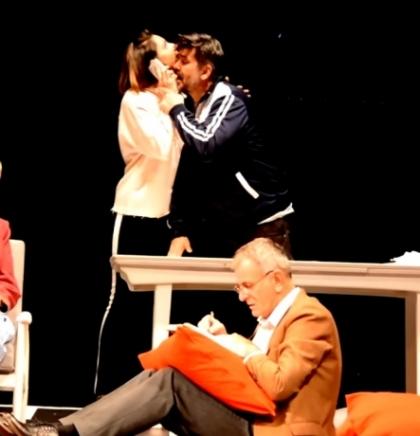 Predstava 'Sve se nekako preživi osim smrti' za početak 'Igara' u Jajcu