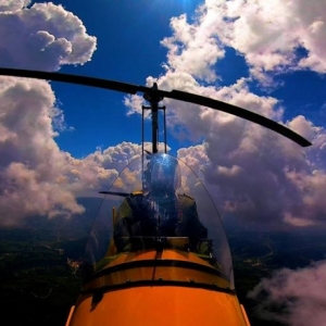 Try something different: Gyrocopter- the safest aircraft in