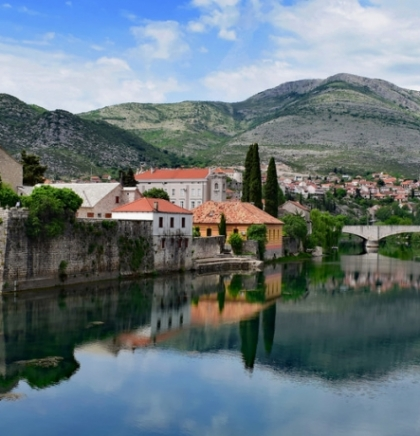 Trebinje: 18th century trading & crafts centre