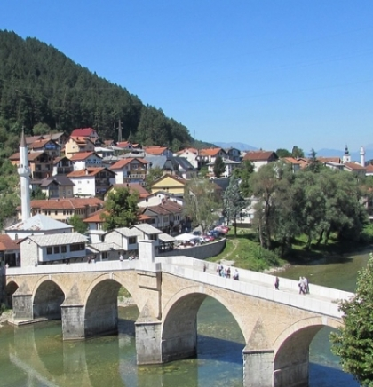 Konjic: A town completely surrounded by natural beauty