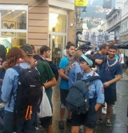 Promotivni info pultovi 'Visit Sarajevo' upotpunjuju turističku ponudu