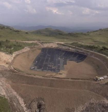 Vještačko jezero na vrhu Jahorine danas će biti pušteno u rad