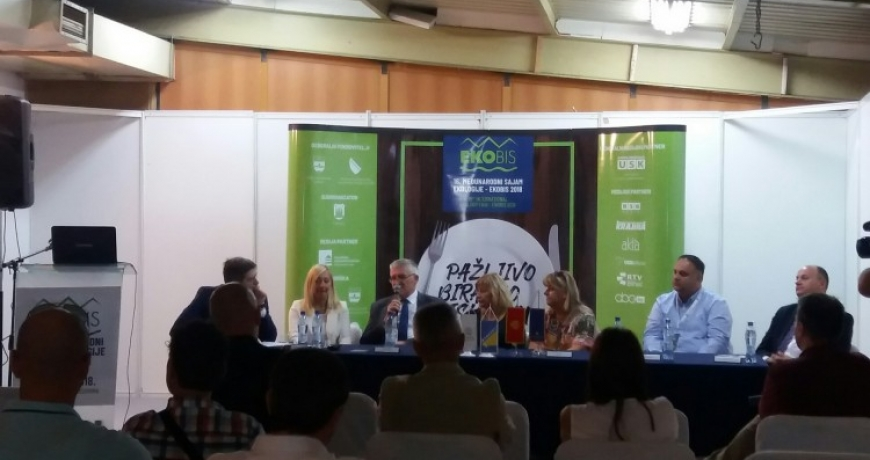 EKOBIS 2018 - Gastronomy as an opportunity for tourism development in BiH