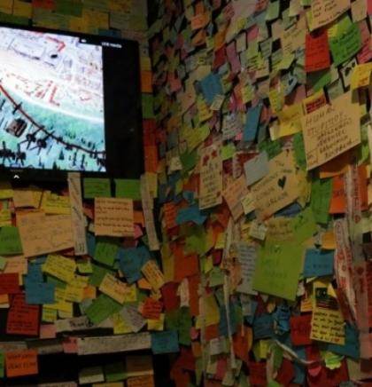 Muzej zločina protiv čovječnosti - Svjedok svim budućim ratovima