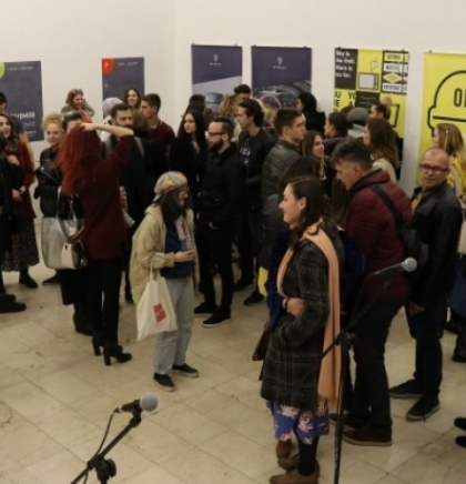 Pop-up! Festival opens at Academy of Fine Arts in Sarajevo (VIDEO)
