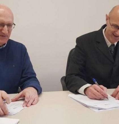 INZ i 'Rotor' - Potpisan Memorandum o projektu 'Čista rijeka Bosna' u 2019.