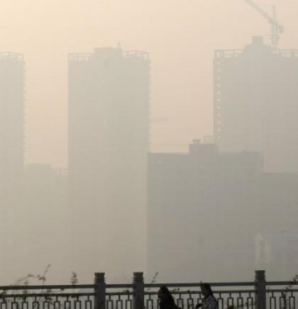 Nakon slavlja Delhi je okovan smrtonosnim smogom