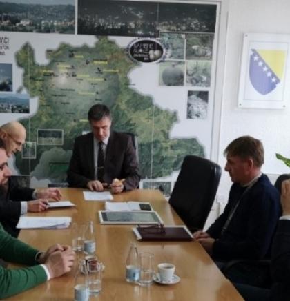 Projekt Čista rijeka Bosna - Pet općina potvrdilo saradnju i u 2019. godini
