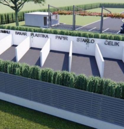 Prezentacija projekta izgradnje reciklažnog dvorišta u Ljubuškom