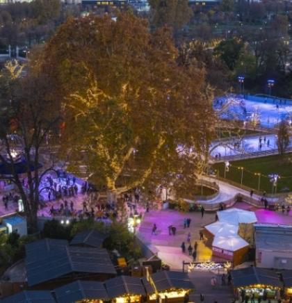 Bečki božićni sajmovi očaravaju male i velike posjetioce