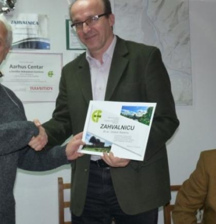Zenički Eko forum svečano obilježio 10. godišnjicu borbe za zdrav okoliš