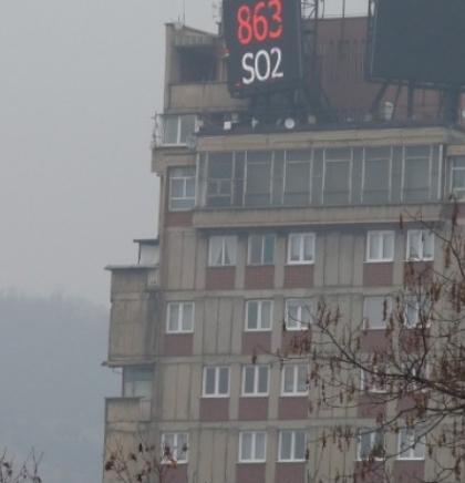 Lemeš: Treba proglasiti epizodu uzbune zbog zagađenja zraka u Zenici