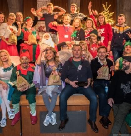 Cultus BH u Münchenu organizirao dječiju manifestaciju s podjelom paketića
