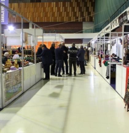 U sarajevskoj Skenderiji otvoren Sajam privrede i roba široke potrošnje