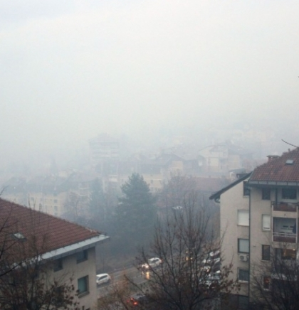 I dalje umjereno visoke koncentracije prašine, najviše zabilježene u Lukavcu