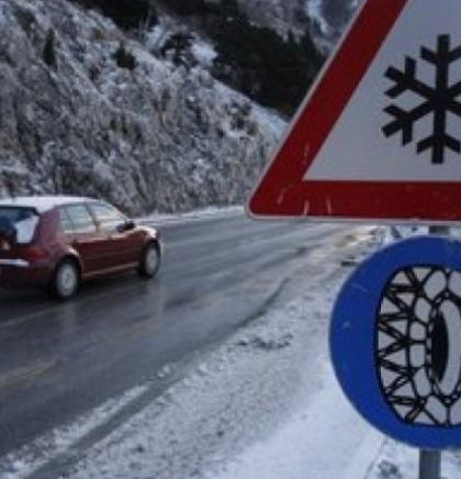 Zbog snijega otežan saobraćaj na većini puteva