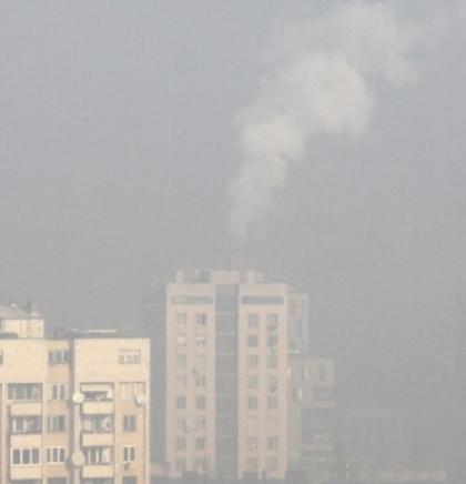 Visoka koncentracija čestičnih tvari PM10 u zraku,smanjiti kretanje na otvorenom
