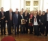 Fijet Marco Polo awards at Croatian society  of journalists