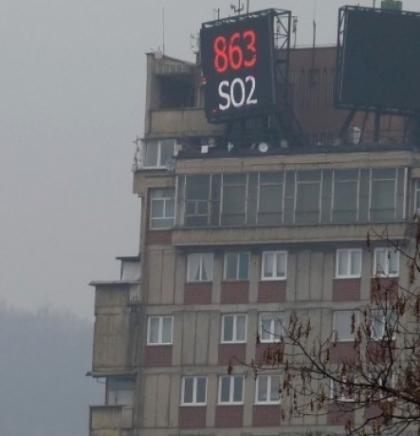 Kvalitet zraka - Sarajevo, Ilijaš, Kakanj, Zenica i jutros najzagađeniji