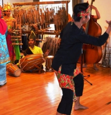 Cultural heritage and contemporary art of Indonesia at Sarajevo Winter Festival