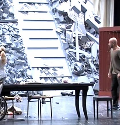 Premijera predstave 'Anđeli Babilona' u Narodnom pozorištu Mostar