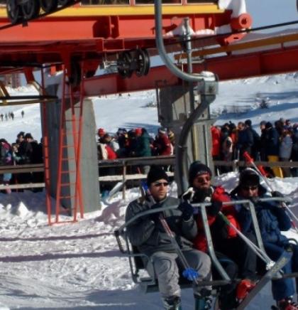 Veliki broj posjetilaca na Bjelašnici i Igmanu, idealni uslovi za skijanje