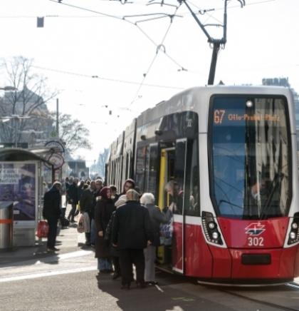 Beč:  Rekordan broj korisnika javnog prevoza