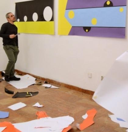 Otvorena izložba 'Imaginarne zastave' Maje Stefanovske i Alena Redžepagića