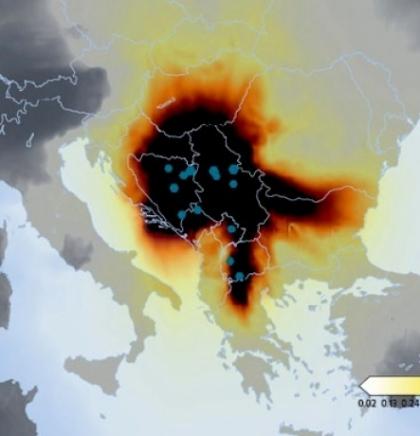 Analiza - Zagađenje zraka iz termoelektrana na Balkanu ugrožava građane EU