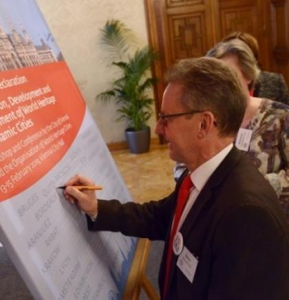 Konferencija gradova Svjetske kulturne baštine održana u Beču
