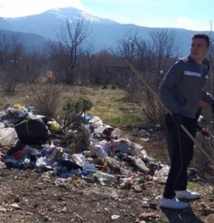 Provedena velika akcija čišćenja Bijelog Polja kod Mostara