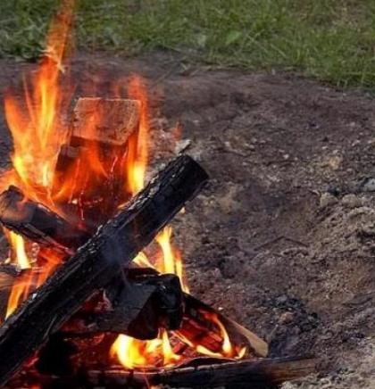 Spaljivanje otpadnih materijala u blizini šuma zakonom zabranjeno