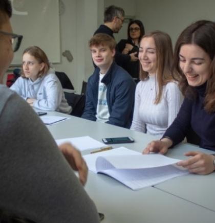 Književni susreti u Drugoj gimnaziji Sarajevo