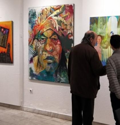 U Sarajevu otvorena izložba radova nastalih na 'Art simpozijumu Jahorina 2018'