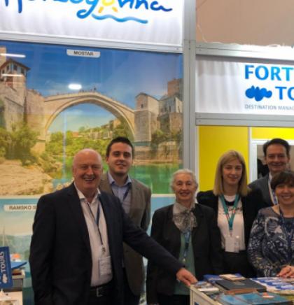 Fortuna Tours iz Mostara 25 godina zaredom na ITB sajmu u Berlinu