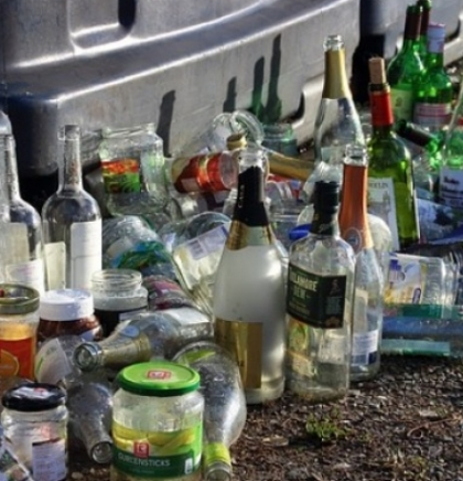 BiH nema kapacitete za preradu staklenog otpada