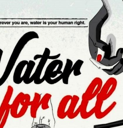Uz Svjetski dan - Više od dvije milijarde ljudi širom svijeta živi bez vode